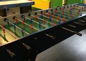 Tafelvoetbal Wokpaleis Fryslân